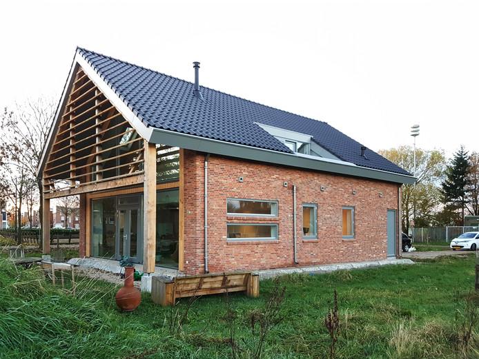 14. Villa aan de Pelseland in Lent Architectenbureau: ECO architecten.  Opdrachtgever: familie Jans.
