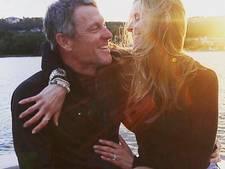 Lance Armstrong stapt weer in het huwelijksbootje