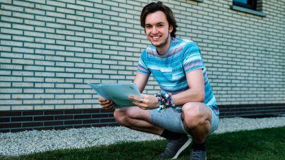 """Ruben (21) maakt spannende zoektocht door Zandhoven: """"Voor wie tijdens wandeling eens wat anders wil doen"""""""