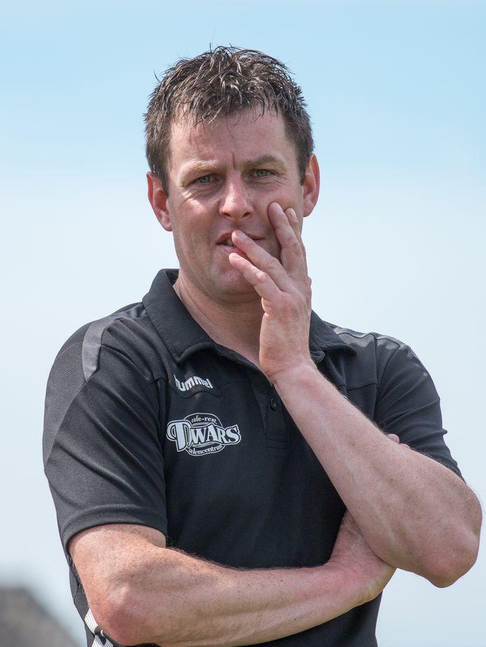 Raymond Wichers Schreur, trainer Hoeve Vooruit