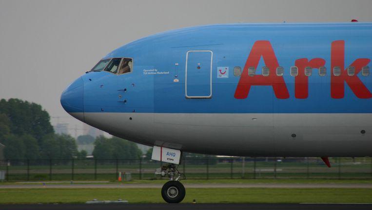 Archieffoto van een Boeing 747 van Arkefly. Foto Rojoflickr1968 Beeld