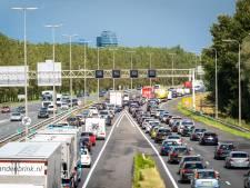 Transportsector vreest economische schade door groeiend fileprobleem op A28