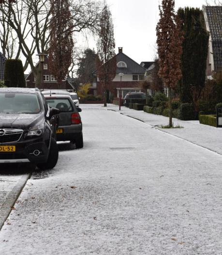 Héél even is het een witte wereld in Twente (nou ja, niet overal)
