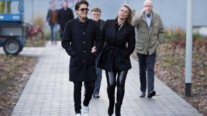 """André Hazes is stapelverliefd: """"Bridget verdient mij op m'n best"""""""