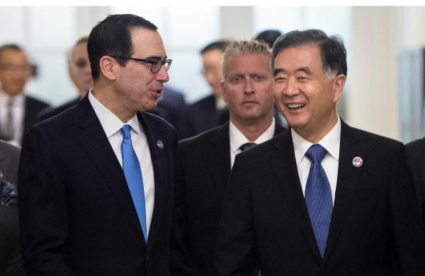 'Handelsoorlog tussen VS en China ligt voorlopig stil'