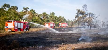 Brandweer razend druk met natuurbranden: telkens erger voorkomen