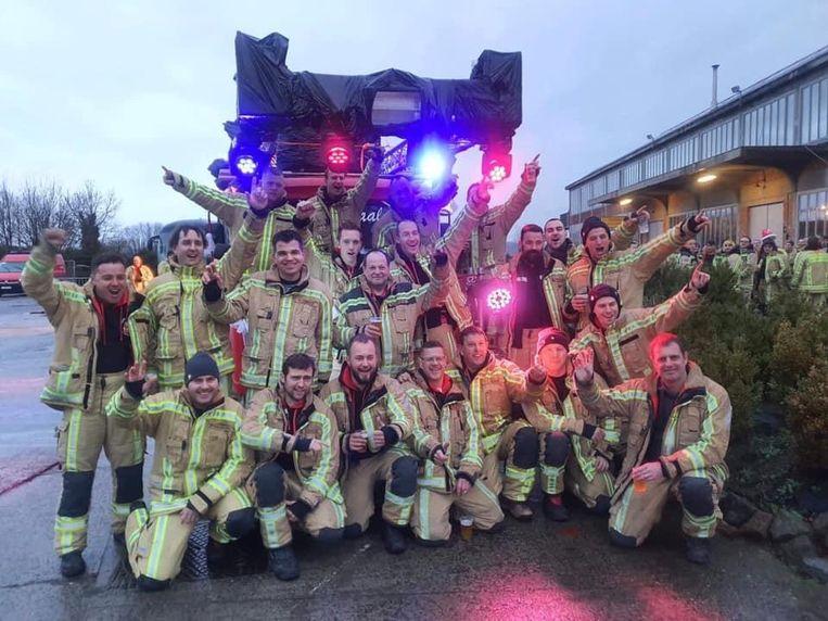 Brandweer Dendermonde