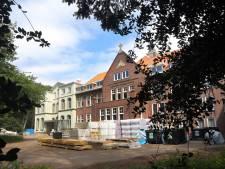 Kans dat hotel aan Seminarieweg Breda er ook echt komt weer iets kleiner