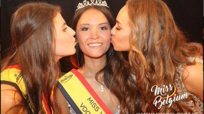 Nieuwe Miss Vlaams-Brabant droomt van militaire carrière