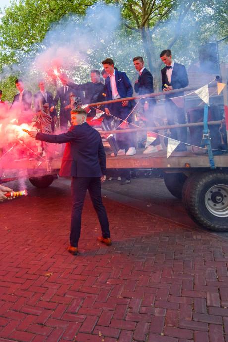 Van tractor tot paard: alles uit de kast gehaald voor gala Were Di Valkenswaard