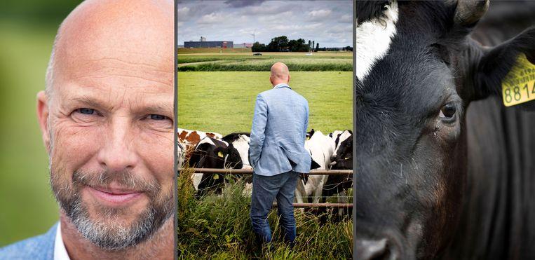 Tweede Kamerlid Tjeerd de Groot, landbouw- en visserij-woordvoerder van de D66-fractie. Beeld Werry Crone