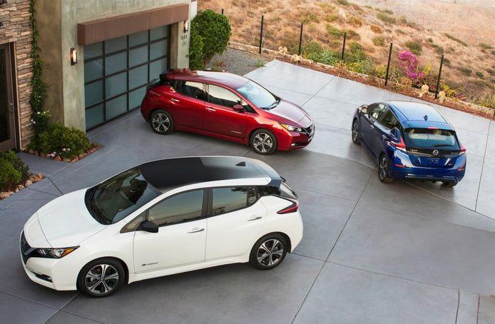 Ook de Nissan Leaf en Renault Zoe doen mee met de prijzenoorlog die door MG werd ontketend