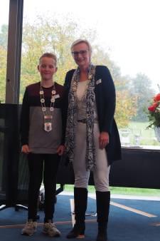 Kjeld uit Zelhem is de nieuwe jeugdburgemeester van Bronckhorst