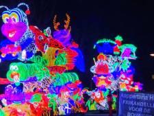 Wat een stunt! Carnavalsclub uit buurtschap grote winnaar bij verlichte optocht in Tubbergen