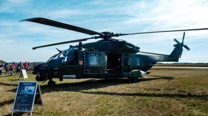 Belgische luchtmacht zoekt mee naar vermist vliegtuigje in Frankrijk