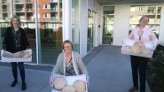 """De befaamde pannenkoeken van Anna gaan vandaag naar woonzorgcentrum Huis aan Zee: """"Een lichtpuntje voor de bewoners"""""""