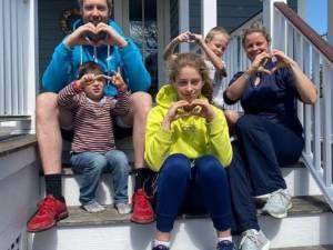 """Kim Clijsters est restée aux États-Unis: """"Je suis toujours aussi motivée"""""""