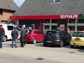 Overvaller aangehouden door klanten van Spar in Nijmegen