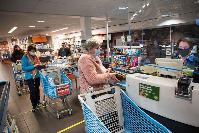 De Albert Heijn in Zuid-Beijerland wil graag op zondag open.