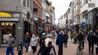 Eerste shoppingweekend lokt meer dan 23.000 mensen naar Hasselt