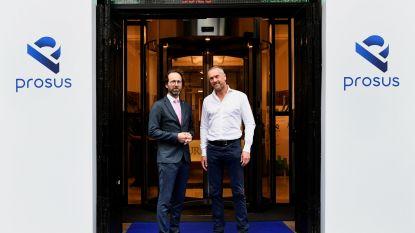 Aandeel techreus Prosus schiet 30% omhoog bij beursdebuut in Amsterdam