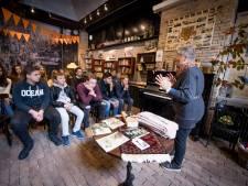 Audioguide kit voor Memory museum in Nijverdal