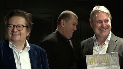Marc Coucke, Wout Bru en Henk van Cauwenbergh stellen samen nieuw boek voor over Durbuy
