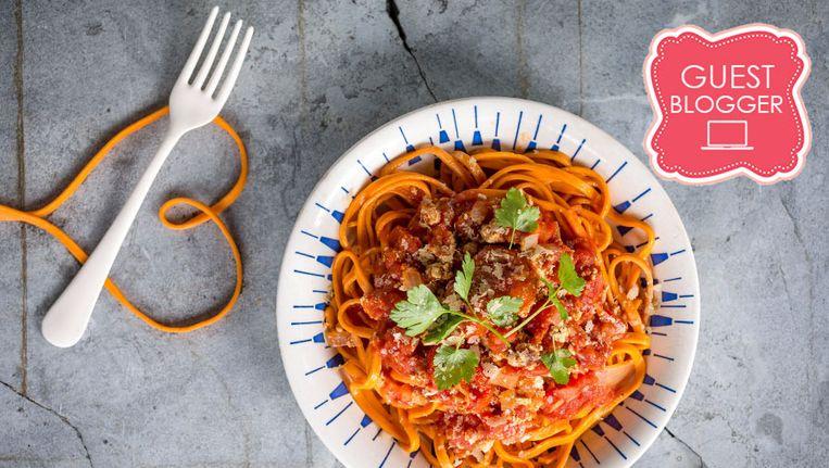 Favoriete De lekkerste bolognese zonder vlees, die maak je zo | Nina kookt @OL58