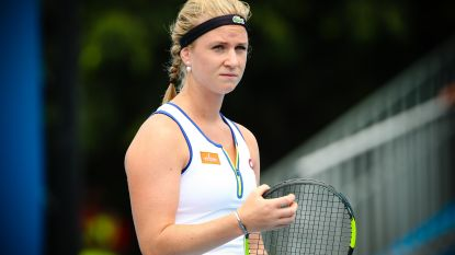 Qualifier Bonaventure stoomt door naar kwartfinales in Boedapest - Van Uytvanck tegen Chinese Zhang