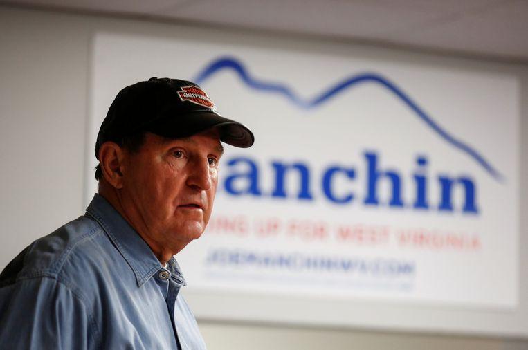 Joe Manchin.