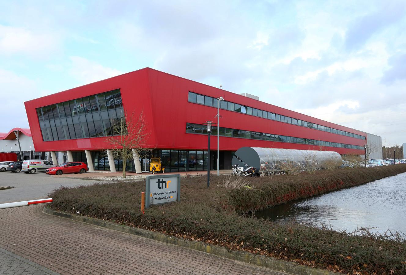 THR huurde dit gebouw van Reesink.