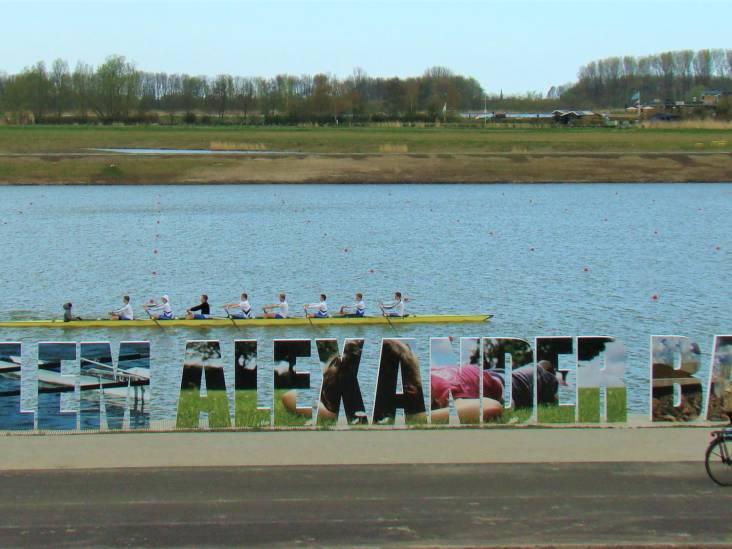 De Prins Willem-Alexander Roeibaan is van internationale allure, maar er gebeurt 'te weinig'