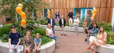 BN'ers zetten kinderen Prinses Máxima Centrum in gouden licht tijdens 'Childhood Cancer Awareness Month'
