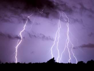 Tropische temperaturen brengen kans op onweer mee
