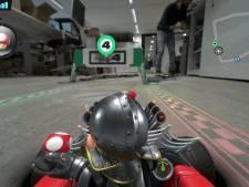 Mario Kart speel je vanaf nu 'live' in je woonkamer, met échte race-karts