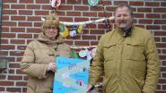 Romain en Arlette nemen afscheid van basisschool Het Groene Lilare Sint-Maria-Latem