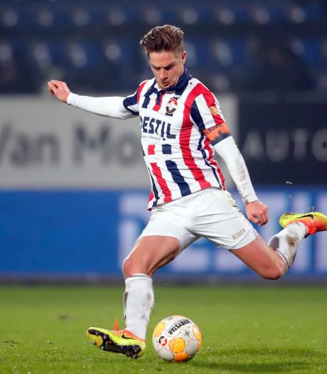 Jordens Peters staat voor fraaie mijlpaal: verdediger speelt 200ste wedstrijd voor Willem II