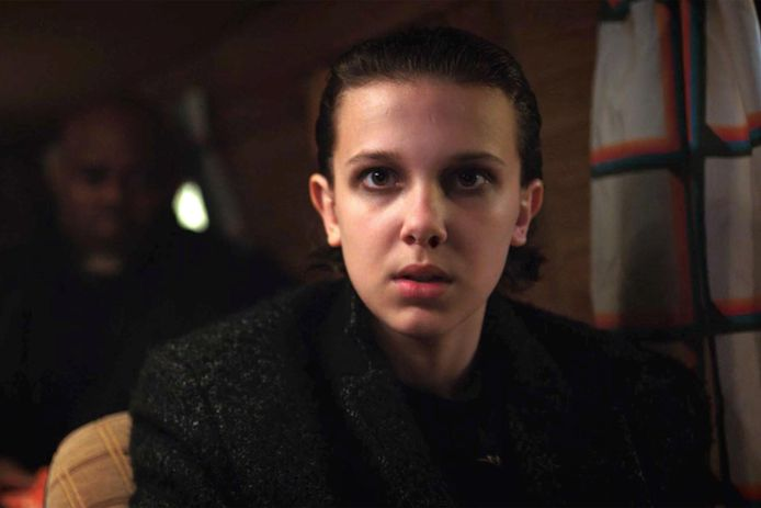 Eleven - Stranger Things 2 - Netflix