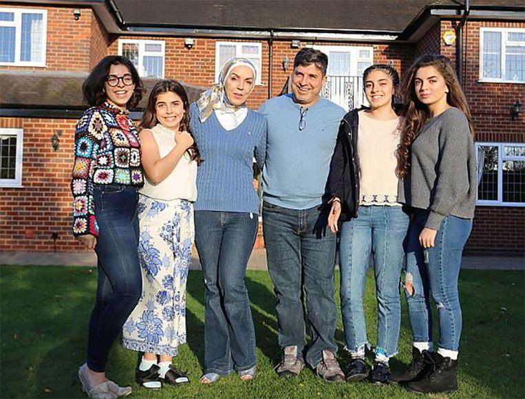 Het gezin Alsoud maakte de omgekeerde beweging.