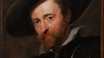 Rubens bloost weer op zijn zelfportret