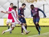 Ajax C rolt Willem II B in besloten oefenduel op: 6-1