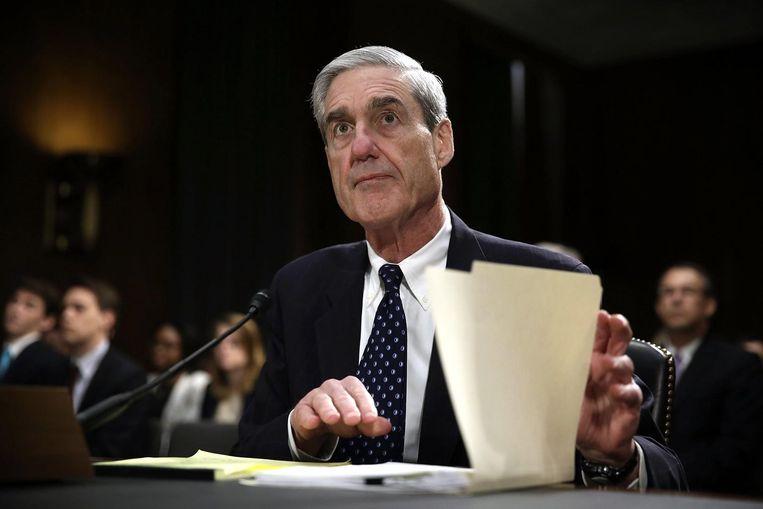 Speciaal aanklager Robert Mueller