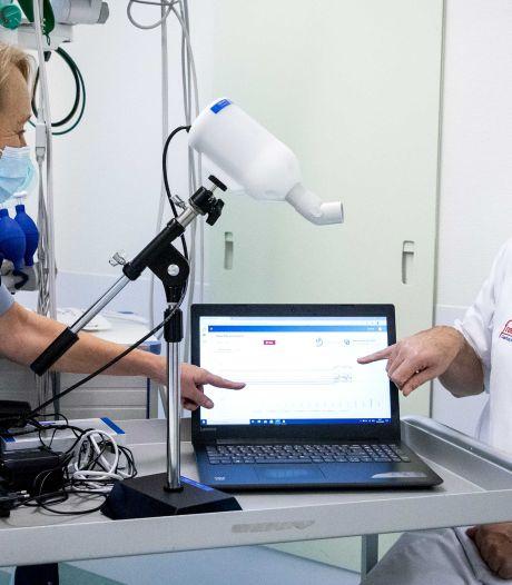 Daling in Brabantse besmettingscijfers, wel meer ziekenhuisopnames
