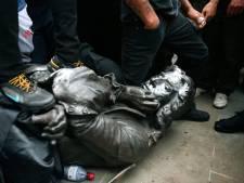 Poursuivis pour le déboulonnage d'une statue d'esclavagiste, les accusés plaident non coupable