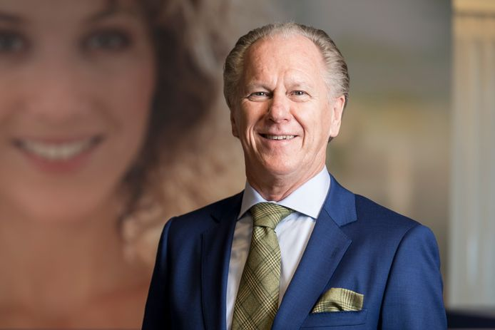 Topman Wim Huijbregts van Human Total Care.