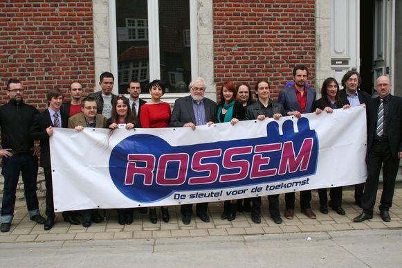 Voorstelling van de partij ROSSEM