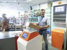 PostNL 'steekt over' naar Gellekink en komt zo bijna terug op plek oude postkantoor