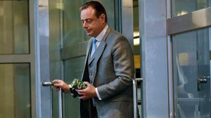 PS schiet alle kanten uit en De Wever houdt munitie op zak