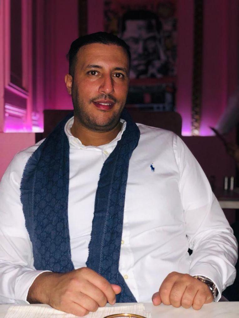 Rashed Ouassou, kapitein van Kortrijk United