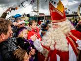 Sinterklaas meert gewoon aan in Boskoop